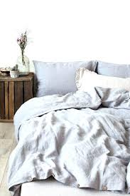 ikea bed linen linen bed cover free light grey stone washed linen by bed linen