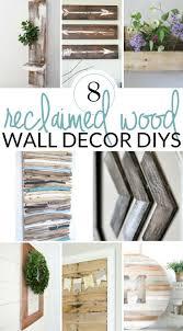 diy wall decor. Fill Your Empty Walls With These DIY Farmhouse Wall Decor Ideas. Try A Diy