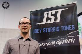 JOEY STURGIS TONES INTRODUCES TONEFORGE JASON RICHARDSON