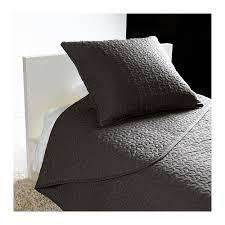 ALINA Bedspread and 2 cushion covers - dark gray, Twin/Full ... & ALINA Bedspread and 2 cushion covers - dark gray, Twin/Full (Double) Adamdwight.com
