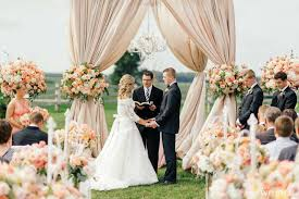 10 Wonderful Wedding Altar Ideas for Your Indoor and Outdoor Wedding.