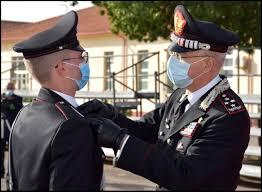 Si è svolto stamane, il giuramento del 139° Corso allievi carabinieri di  Iglesias - Sardegna