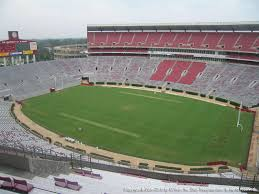 Bryant Denny Stadium View From Section U4 Nn Vivid Seats