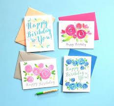 Diy Kids Birthday Card Birthday Card Box Set Zoom Stationery Sets Diy Ideas Cliques
