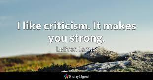 Criticism Quotes BrainyQuote New Criticism Quotes