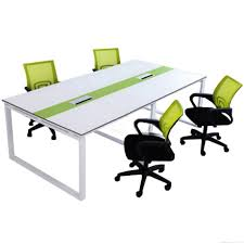 office furniture conference table desk new fashion steel plate small training tables negotiatingchina cheap office tables