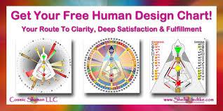 42 Logical Human Design Life Chart