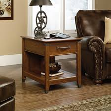 carson forge smartcenter side table