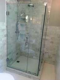 atlanta frameless glass shower doors