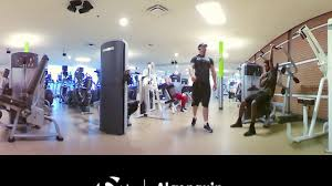 algonquin fitness zone 360 tour algonquin students ociation