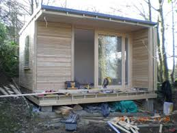 building a garden office. A Nice Step-by-step Pictorial Guide To The Build Of A Garden Office At  Timber-Works\u0027 Photobucket Site. Details (via Green Building Forum): Construction Building C
