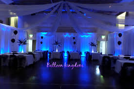 Small Picture Venue draping BALLOON AND PARTY KINGDOM