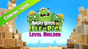 Angry Birds VR: Isle of Pigs Level Builder Launches Today