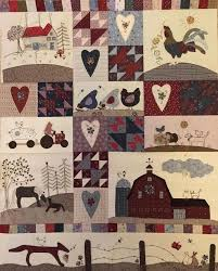 Country Style Quilt Patterns & Western Style Quilt Racks Southwest ... & Country Quilts Patterns & Designs For Beds, Pine Tree Country . Adamdwight.com