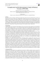 research paper on unemployment chocolate market research essay research paper pdf unemployment and its determinants a study research paper pdf unemployment and its determinants