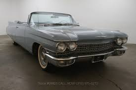 1960 Cadillac Eldorado Biarritz Convertible | Beverly Hills Car Club