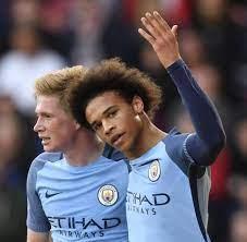 Leroy aziz sané (german pronunciation: Manchester City England Legende Steven Gerrard Adelt Leroy Sane Welt