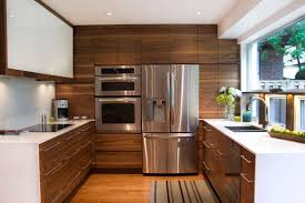french door refrigerator in kitchen. French Door Fridge Built In Oven Refrigerator Kitchen R