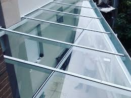 Tipos de cobertura de vidro. Cobertura De Vidro Temperado Polyacier Coberturas Especiais
