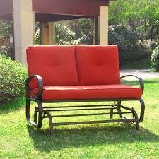Outdoor Glider Bench Cushions Outdoor Glider Furniture Plans Outdoor Glider Furniture
