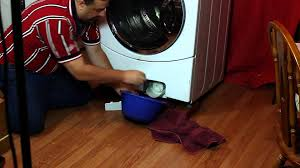 How To Clean Washing Machine Drain Washer Learn How To Clean Front Load Washer Naturally Loading