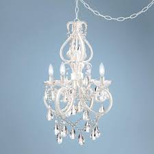 likeable plug in swag chandelier u5515903 charming white marvelous chandelier swag conversion kit plug in light genuine plug in swag chandelier