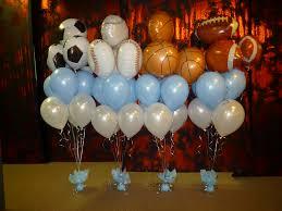 Sports Themed Balloon Decor Basketball Themed Bat Mitzvah Decoration Sport Theme Balloons