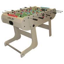 table football. riley 4\u00276 inch folding football table. table