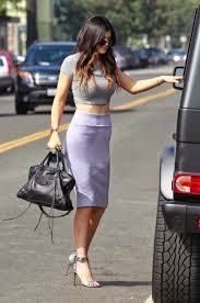 the next outfit is another of my favourite outfits that i have seen kylie wear it s so simple yet classy and the top and skirt can both be styled with so