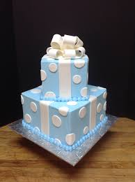 Baby Shower Cakes The Cocoa Bean Bakery