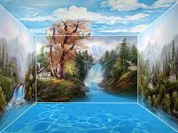 Wallpaper 3D Pemandangan (Page 1 ...