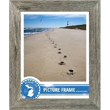 distressed wood 11x14 frame for wall decoration ideas