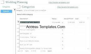Wedding Planner Excel Spreadsheet Wedding Planning Excel Spreadsheet