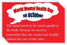 world mental health day essay speech quotes status story history  world mental health day quotes status