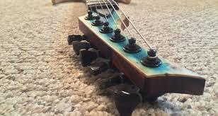 Top Locking Top 4 Locking Tuners Wired Guitarist