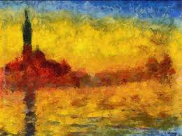 here are some further digital paintings of mine of claude monet s