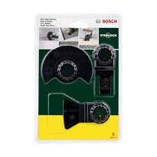 Купить <b>Набор пильных полотен Bosch</b> Starlock 2607017324 ...