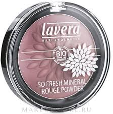 Lavera <b>So Fresh</b> Mineral Rouge Powder - <b>Минеральные румяна</b> ...