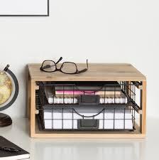 desk paper tray. Wonderful Desk For Desk Paper Tray