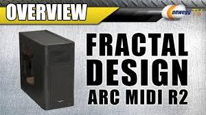 Fractal Design Define R4 Newegg Fractal Design Arc Midi R2 Black Window High Airflow Atx Midtower Computer Case