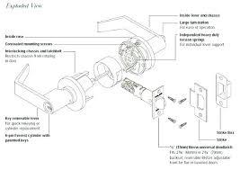 door handle parts diagram door latch embly diagram parts handle