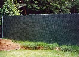 chain link fence slats brown. Chain Link With Slats \u2013 Quality Fence Company Www.qualityfence.com New Jersey Vinyl PVC Fence, Serving Sayreville NJ, Old Bridge East Brunswick Brown