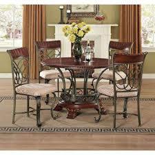 furniture pare omari bronze metal dining chair set of 2