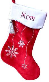snowflake christmas stockings.  Snowflake And Snowflake Christmas Stockings F