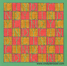 Graph Paper Grid Name Art Fun Family Crafts