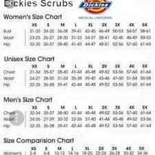 Dickies Jeans Size Chart Dickies Drawstring Scrub Pants