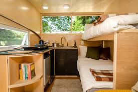 Incredible interior design ideas for your rv camper Rv Camping Homemade Wooden Teardrop Trailer Interior Gone With The Wynns 15 Of The Coolest Handmade Rvs You Can Actually Buy Campanda Magazine