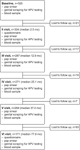 Mm3 Weakness Chart Flow Chart Of The Mothers Included In The Finnish Family Hpv