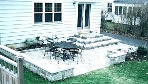Backyard Concrete Designs Best Backyard Concrete Patio Ideas Local Backyard Patio Ideas Concrete