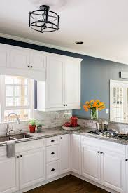 ebbabbefdfaadcdc kitchen paint colors white blue walls spectacular painting kitchen walls with white